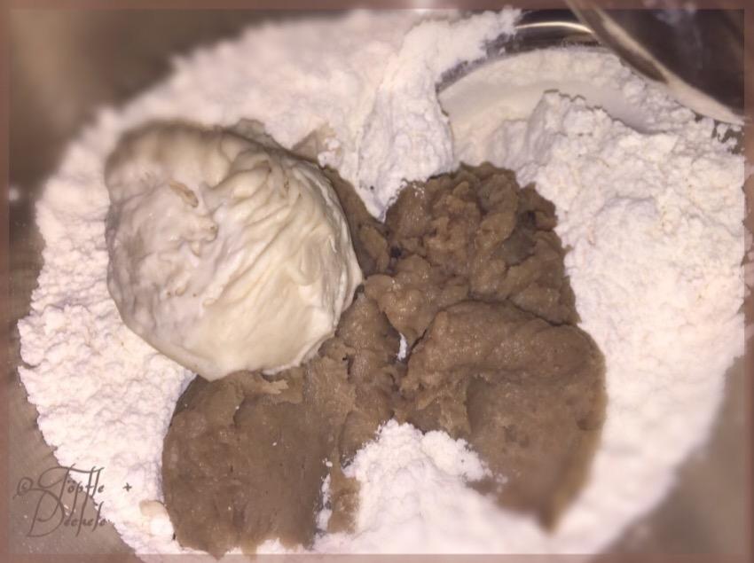 Dinkelmehl, LM und Kochstück